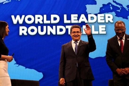 En conferencia AIPAC: Hernández destaca avances de Honduras en seguridad, infraestructura y turismo