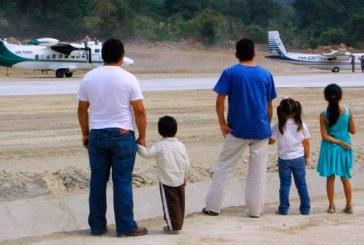Aeródromos del país no están abandonados asegura Ministro de Turismo