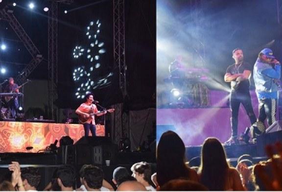 ¡Doble Hit! en el Festival Noche del Sabor 2019