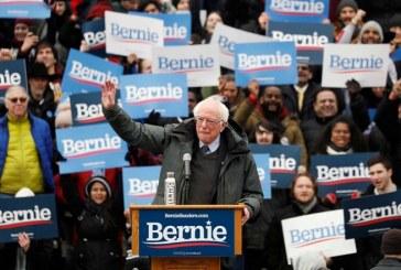 Bernie Sanders arrancó su campaña para las primarias del Partido Demócrata y prometió vencer a Trump