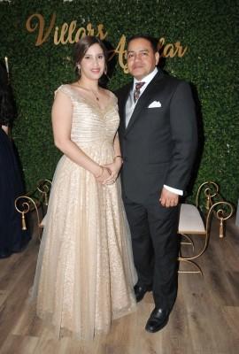 Blanca Fuentes y José Luis Rojas