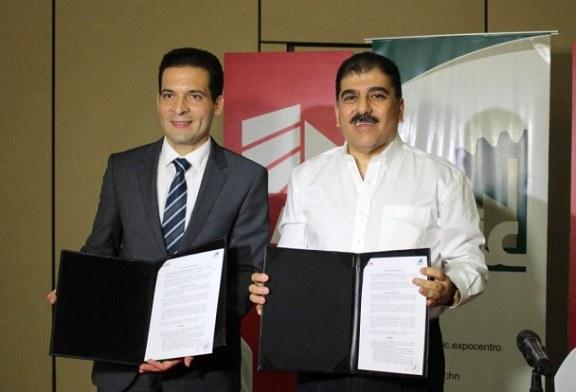 CCIC y BAC Credomatic suscriben convenio de cooperación para el fortalecimiento empresarial