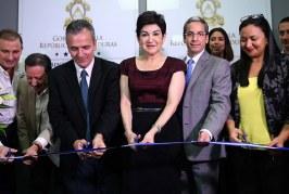 Gobierno inaugura oficinas del Consejo Nacional de Logística