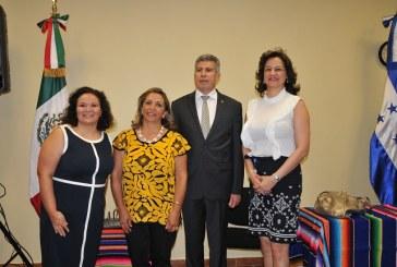 Consulado de México en San Pedro Sula ofrece tarde cultural en honor a las mujeres
