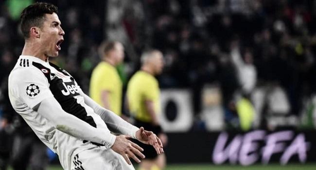 Doble gesto con los genitales le podría costar un ojo de la cara a Cristiano Ronaldo