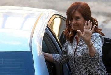 Confirman orden de detención contra expresidenta argentina Cristina Fernández