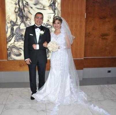Jose German y Lithia Dayana eligieron los cautivadores parajes de Guatemala para iniciar su romántica luna de miel que continuaran oportunamente en Europa