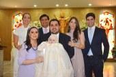 El bautizo de Valentina Orellana Kafati