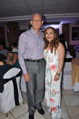 Desiree y David Hernández