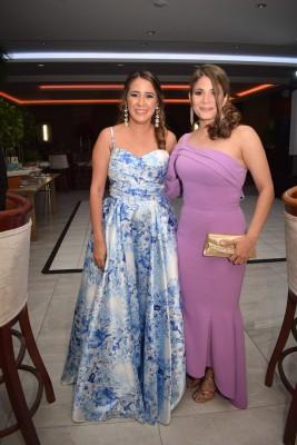 Diana García y Vanessa Suazo