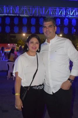 Diana Quintana y Jorge Quintana