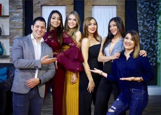 El nuevo elenco de Bienvenida la Mañana de canal 6