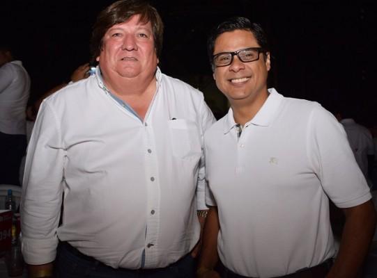 Gerardo Caraccioli y José Díaz
