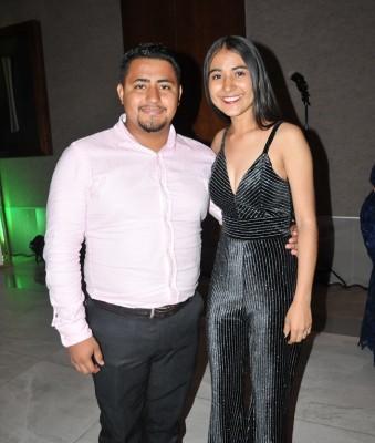 Guillermo Mejía y Marbella Quiroz