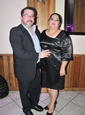 Guillermo e Iveth Marmol