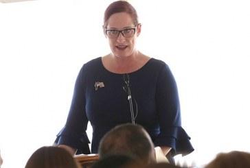 """Heide Fulton: La nueva embajada de EEUU """"es un homenaje a nuestra querida Honduras"""""""