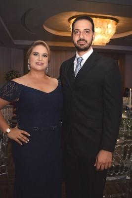 Ibrahim y Stephanie Musleh.