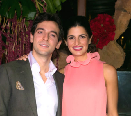 Alejandro Chahín e Isabel Valdez se casarán el próximo sábado 30 de marzo en Nuevo León, México (lugar de origen de la novia) y concretarán su fiesta postboda en el Club Campestre de Monterrey