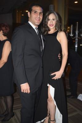 Jorge y Amy Faraj