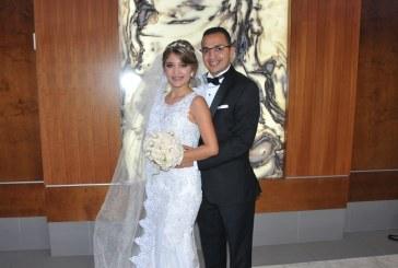 """La boda de Jose German y Lithia: de un cruce de miradas a un """"sí, quiero"""" de ensueño"""