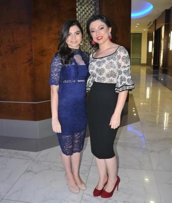 Karla Castañeda y Karla García