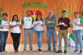 Contribución ambiental: Grupo Jaremar entrega Eco Tenis a escolares de la comunidad de San Alejo, Tela