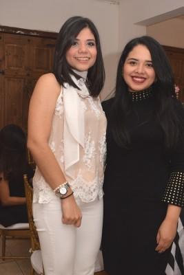 Marcela Funes y Mirna Puerto