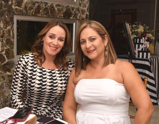 Maybelle Casco y Janibel Pineda