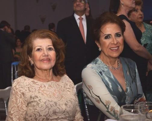 Mery y Carmen Faraj