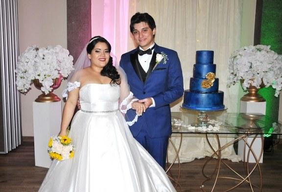 """La boda de Gabriel y Narda…un inocente encuentro que terminó en """"Sí, quiero"""""""