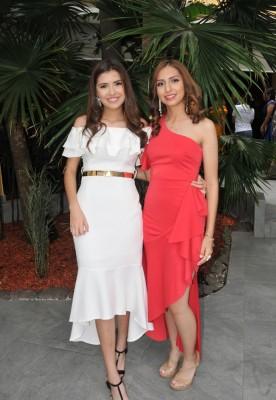 Nataly Mendoza y Valeria Faasch