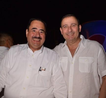 Pedro Cobos y Juan Carlos Sikaffy
