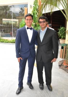Ricardo Pineda y Carlos Rosales
