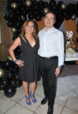 Rolando y Miriam Pleitez