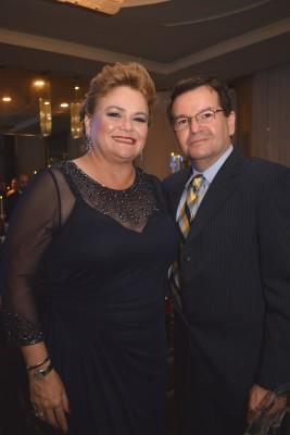 Rubén y Cecilia Wolozny.