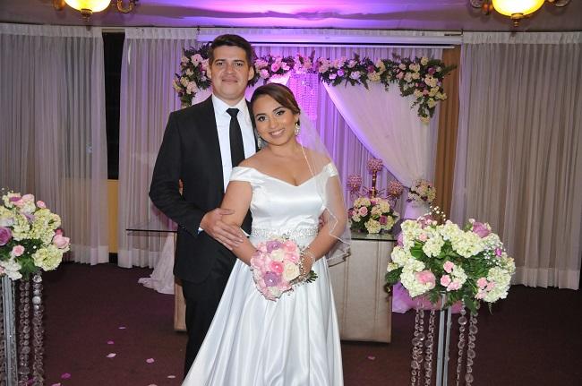 La boda de Alicia y Arles Javier…un amor a primera vista