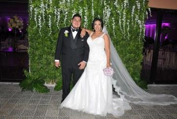 La boda de Vivian y Fernando…emotiva, fascinante e inolvidable