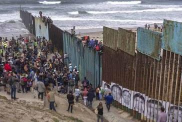 Más de 76 mil migrantes cruzaron ilegalmente a EEUU durante febrero