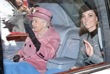Kate Middleton logra una salida a solas con la Reina Isabel II luego de 8 años