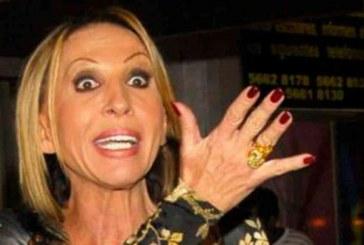Laura Bozzo se despoja de los demonios que la amarran a su ex y decide retirarle querella
