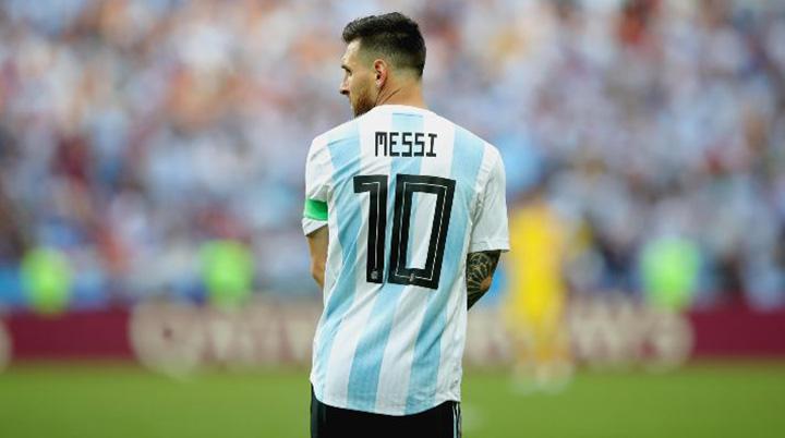 """Argentina celebra el regreso de Messi a la selección, lo califica como """"10 argentinos en 1"""" (+video)"""