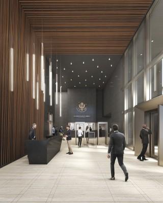 nuevas instalaciones de la Embajada Usa 3