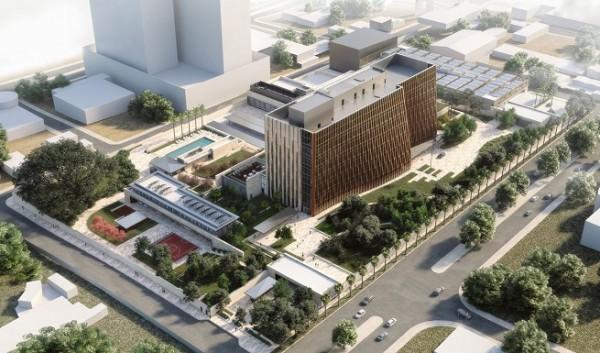 nuevas instalaciones de la Embajada Usa 4