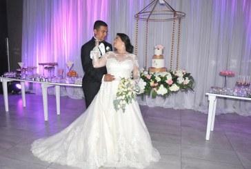La boda de Aldo y María José….dos destinos entrelazados
