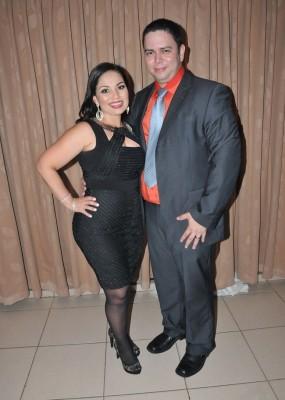Alma Garay y Daniel Carranza
