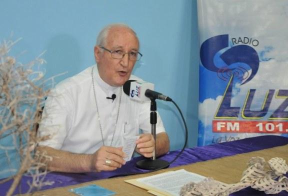 Monseñor Garachana llama a vivir el verdadero sentido cristiano de la Semana Santa