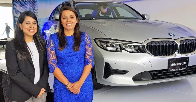Excel Automotriz lanza el nuevo BMW Serie 3 Sedán