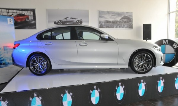 BMW Serie 3 Sedán 3