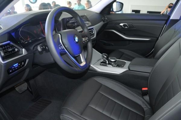 BMW Serie 3 Sedán 4
