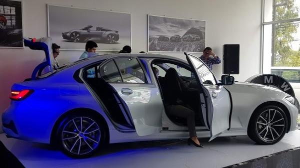 BMW Serie 3 Sedán 6
